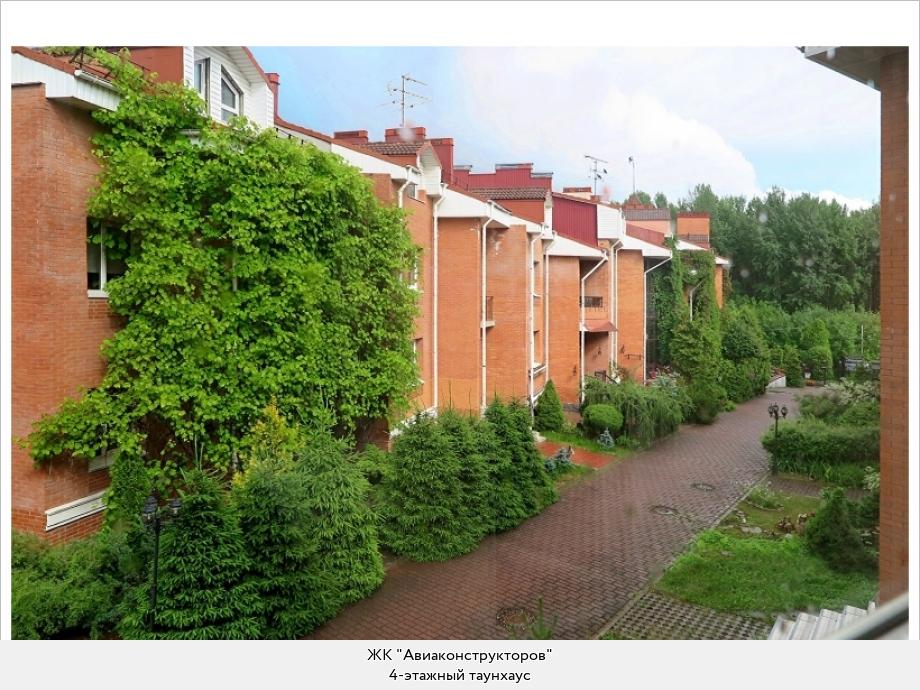 Объявление №50575608: Продается роскошный 4-х уровневый таунхаус в Приморском районе.