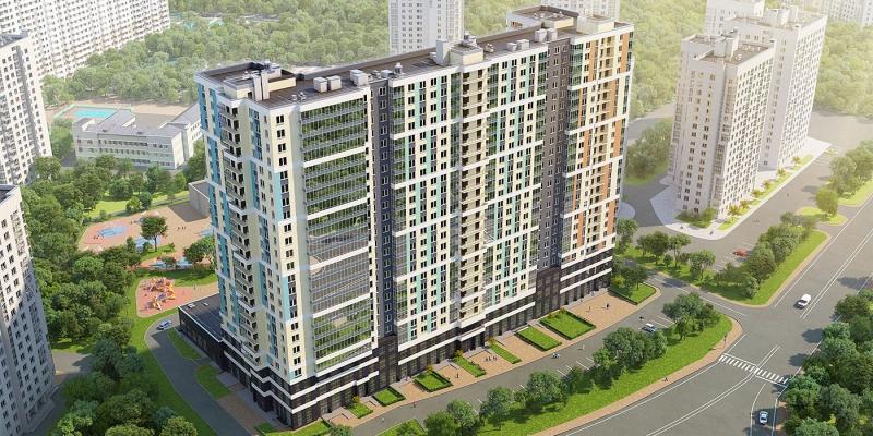Объявление №50602956: Продаю 1-комнатную квартиру с  отделкой в новом жилом комплексе