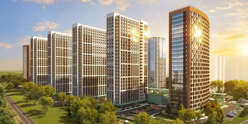 Объявление №50603299: Продается 1-комн. квартира-студия с  отделкой в новом жилом комплексе