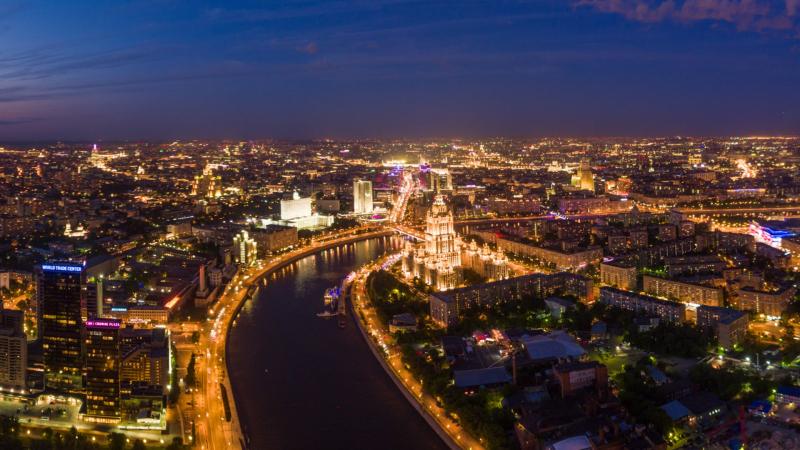 Продажа 5-комнатной новостройки, Москва, Краснопресненская набережная,  вл 14