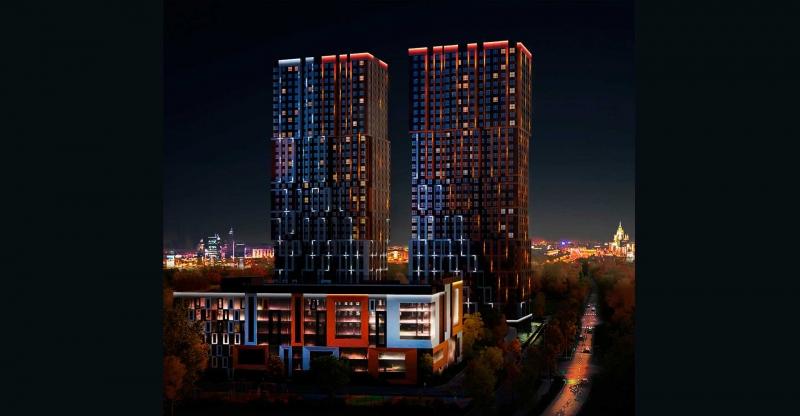 Продажа 4-комнатной новостройки, Москва, Проектируемый проезд №3631,  4