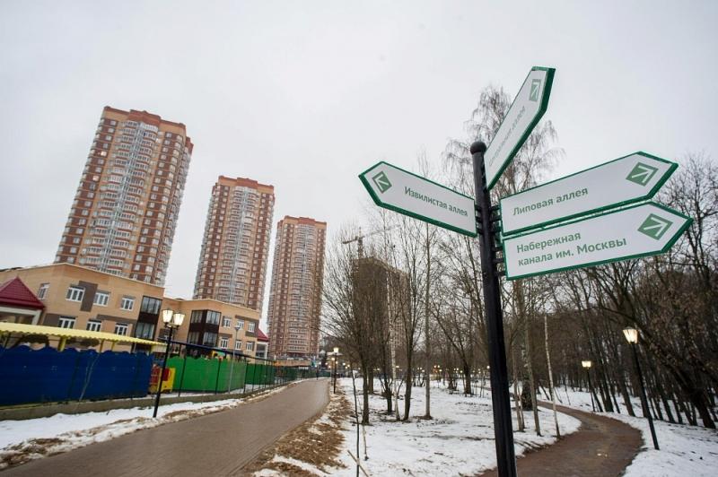 Продажа 2-комнатной новостройки, Химки, Ленинский проспект,  20