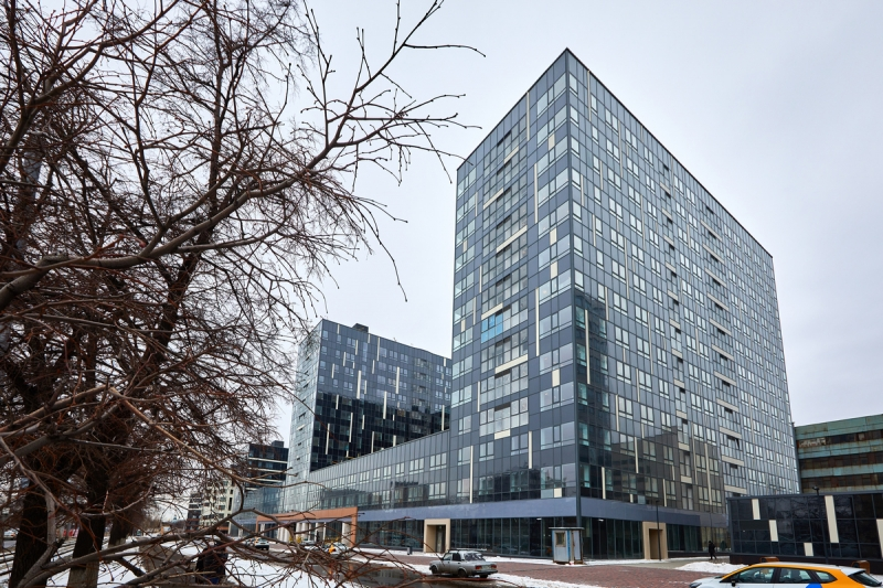 Продажа 4-комнатной новостройки, Москва, Золоторожский Вал,  11