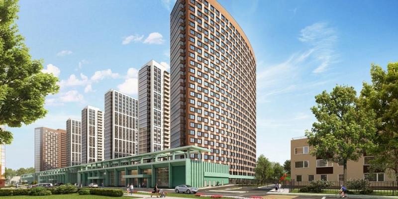 Объявление №48057253: Продаю просторную 2-комнатную квартиру с отделкой в новом ЖК